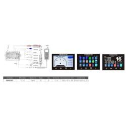 Selvatica GTX blue-orange