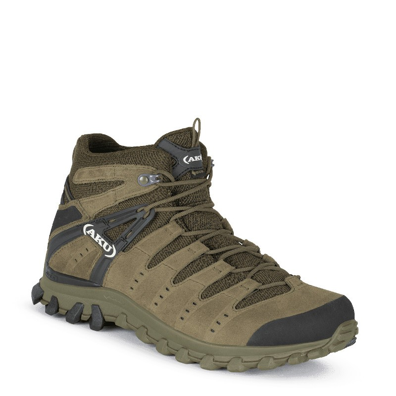 Shoe Alterra Lite Mid GTX Camo green-black AKU