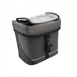 Bike bag on the handlebar semi-rigid MVTEK