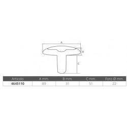 Large yellow waterproof rear SHELTER bag AGU
