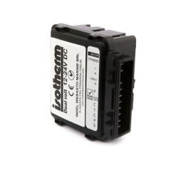 PROGRIP 3300 Black/White Transp Mask