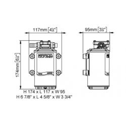 Olio lubrificante catena ptfe-dry500ml JOES