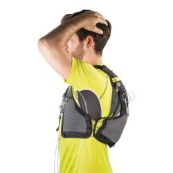 Pedali SPD alluminio nero/silver MVTEK