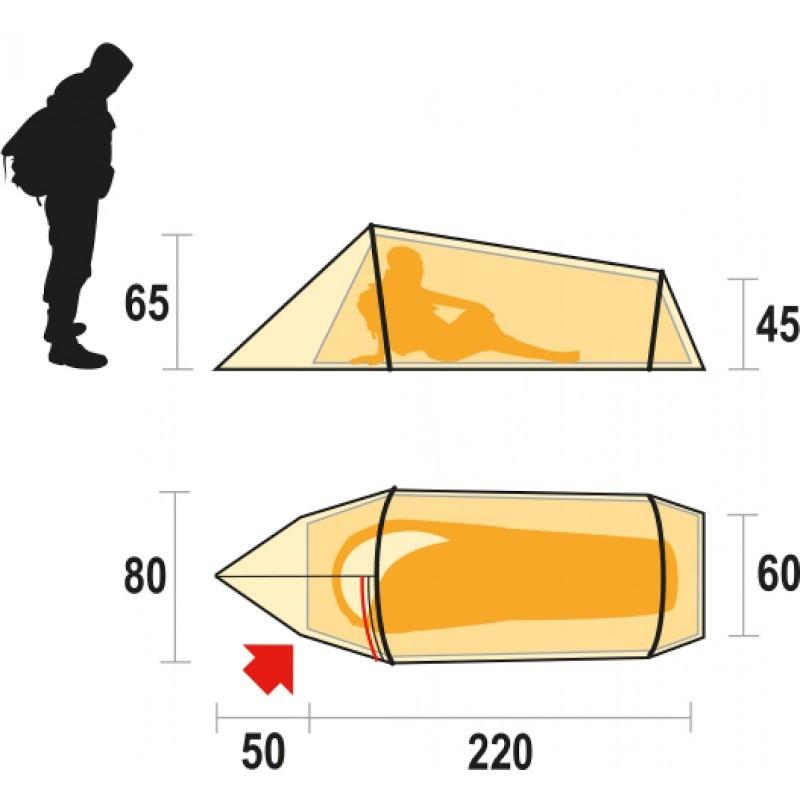 Shoe Slope Original GTX Black/Green AKU 01