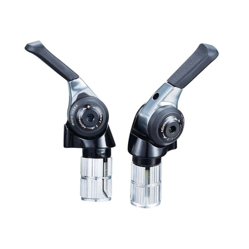 Shifters right+left 2x11S BS-A11 MICROSHIFT