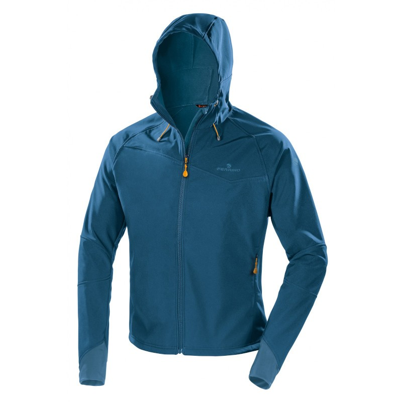 Jacket TOBOL man ocean FERRINO