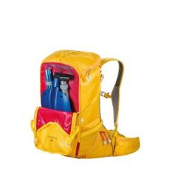 Pants NAVARINO man black FERRINO 01