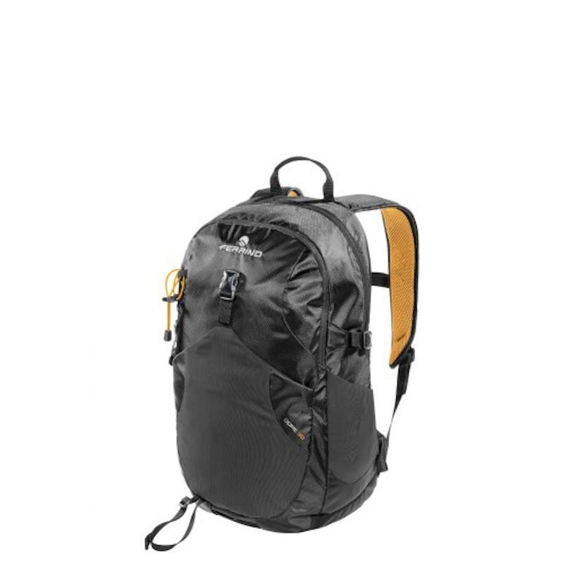 Pants NAVARINO woman black FERRINO 01