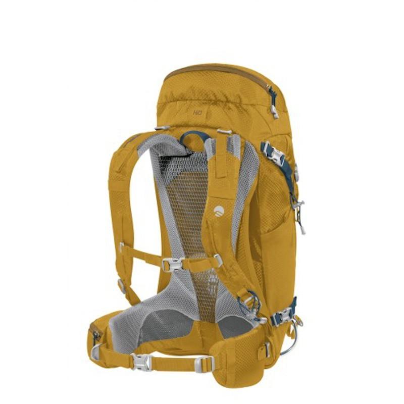 Pants USHUAIA woman iron brown FERRINO 01