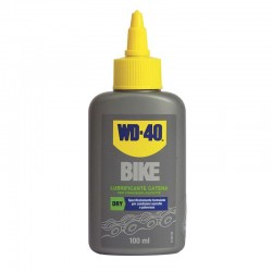 Lubricant DRY 100ml chain dry conditions WD40