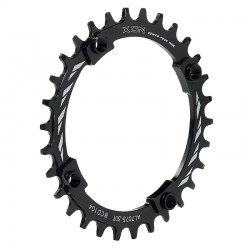 Chainring 30 Teeth BCD 104mm Black XON