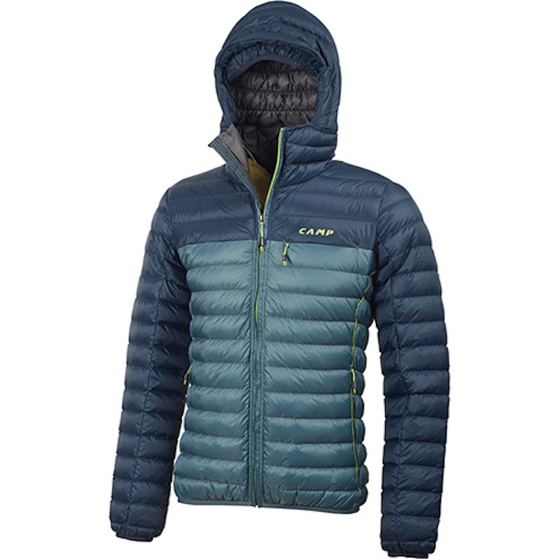 Jacket ED PROTECTION Bicolor CAMP