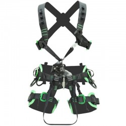 Two-piece harness TARGET CAVE KONG 01