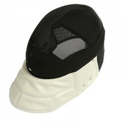 Exchangeable epee mask FWF