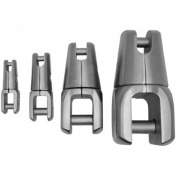 Swivel Anchor Connector - Stainless Steel - KONG 02
