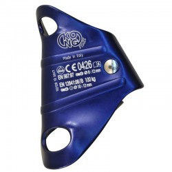 CAM CLEAN - Chest Rope Clamp KONG Blue 02