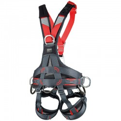 GOLDEN Top Evo Alu - Harness CAMP rear