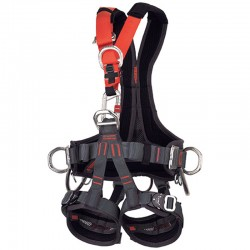 GOLDEN Top Evo Alu - Harness CAMP front