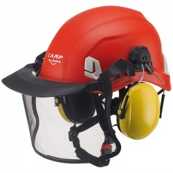 ARES - Helmet CAMP part 02