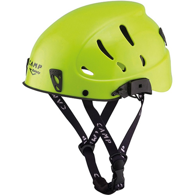 ARMOUR PRO - Casco CAMP Lime