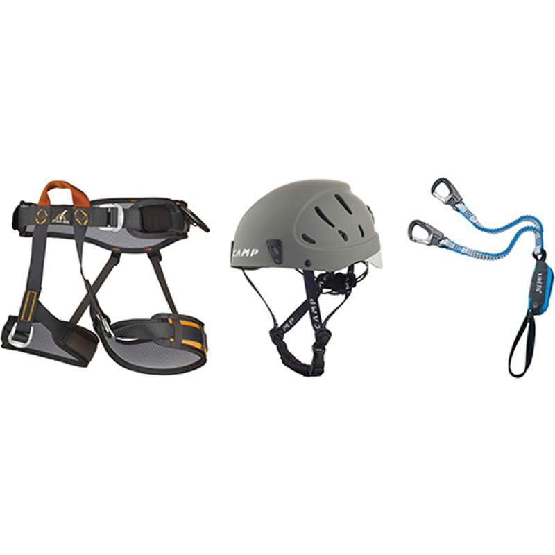 Kit Ferrata KINETIC Rewind CAMP it