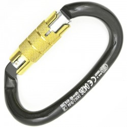 OVALONE DNA Twistlock - Carabiner KONG 02