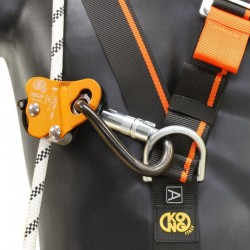 OVALONE DNA Twistlock - Carabiner KONG 03