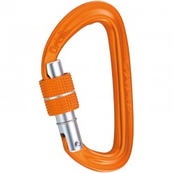 ORBIT Lock Orange - Carabiner CAMP