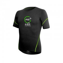 T-Shirt Nordic Walking AG+ Man blackgreen 03