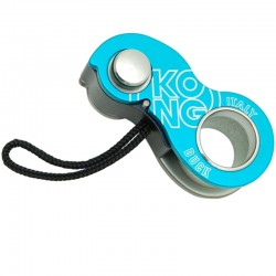 DUCK Cyan - Rope Clamp KONG 01