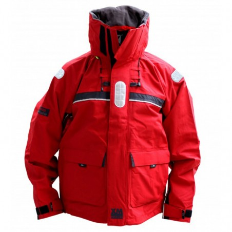 """Jacket """"OFFSHORE"""" red"""