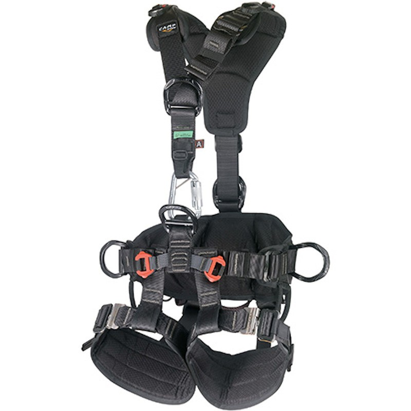 ACCESS ANSI Black Front - Harness CAMP
