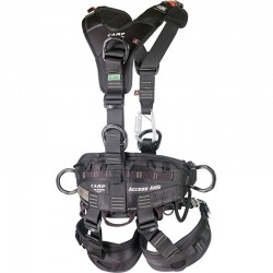 ACCESS ANSI Black Rear - Harness CAMP