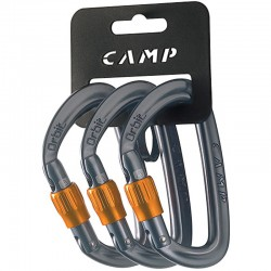 Set 3 Orbit Lock - Carabiner 01 Camp