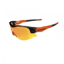 Sunglasses Fiandre black/orange Suomy