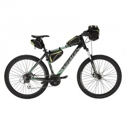 Underseat Bag 2 lt MTB-TREKKING Black Mvtek