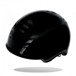 Casco bici ECUBE nero lucido - light Suomy