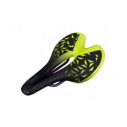 Saddle Ignite TI yellow Supacaz