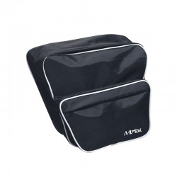 Rear bike bag STRADA (pair)