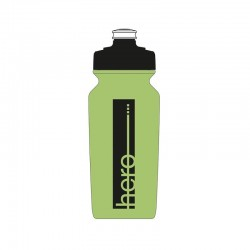 Water Bottle 500ml - HERO different colors 04 MvTeck