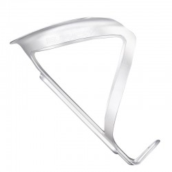 Bottle cage Fly Cage silver metal Supacaz