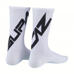 Cycling socks SUPASOX Twisted black/white Supacaz
