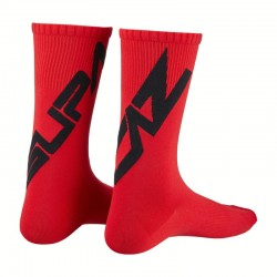 Cycling socks SUPASOX Twisted black/red Supacaz