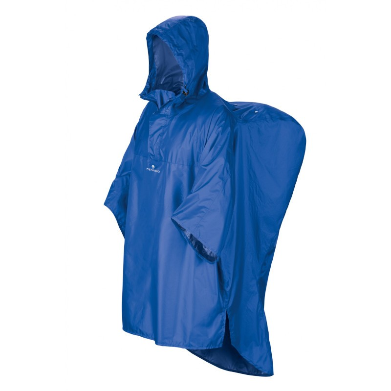 Raincoat HIKER S/M Blue - FERRINO