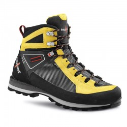 Shoe Cross Mountain GTX Yellow 01 Kayland