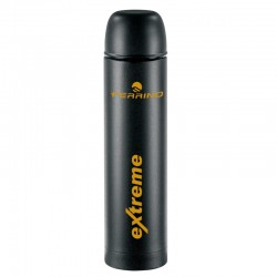 EXTREME VACUUM BOTTLE 0,50 LT. Black - Ferrino