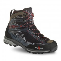 Shoe Cross Ground GTX dark brown 01 Kayland