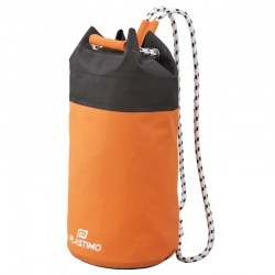 Barrel bag 20L white orange Plastimo