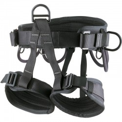 Harness LIBERTY BLACK 01 Camp