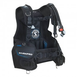 Jacket LEVEL QUICK CINCH limentatore BPI Scubapro 01
